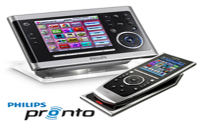 Replacing your Philips Pronto Remote Controllers
